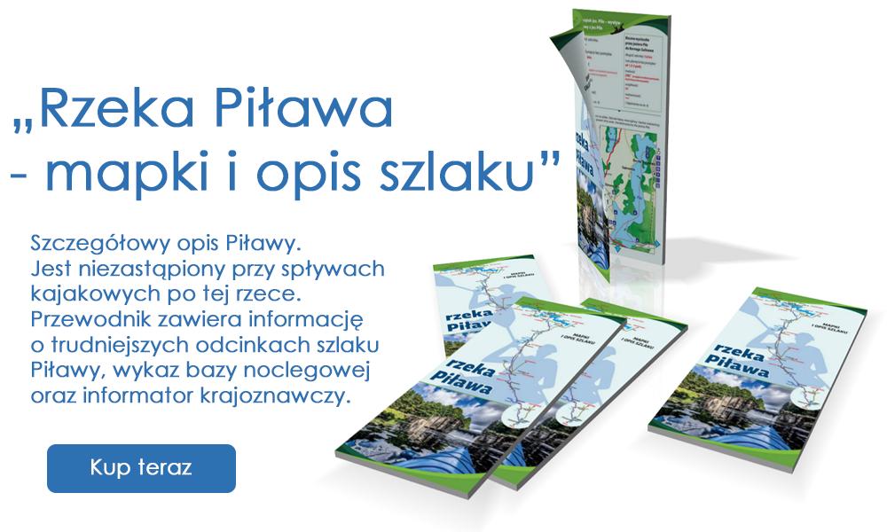Przewodnik po rzece Piława
